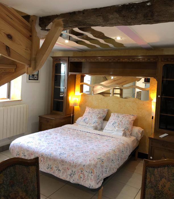 Chambre petite maison